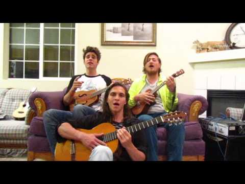 Mario Kart Love Song (Sam Hart) Cover by The Naked Waiters