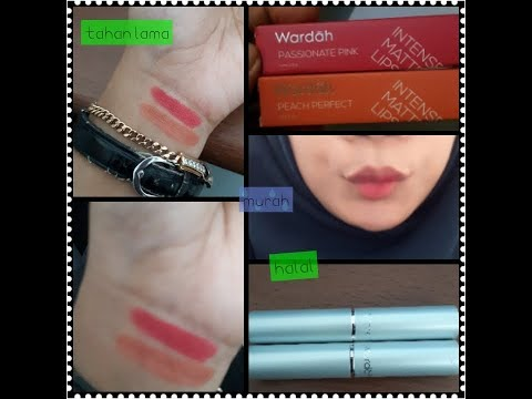 review-wardah-intense-matte-lipstick-di-bibir-item