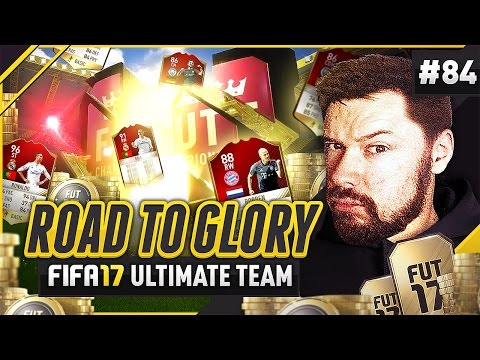 ELITE 1 MONLTHY REWARD (12 RED INFORMS)!!- #FIFA17 Road to Glory! #84