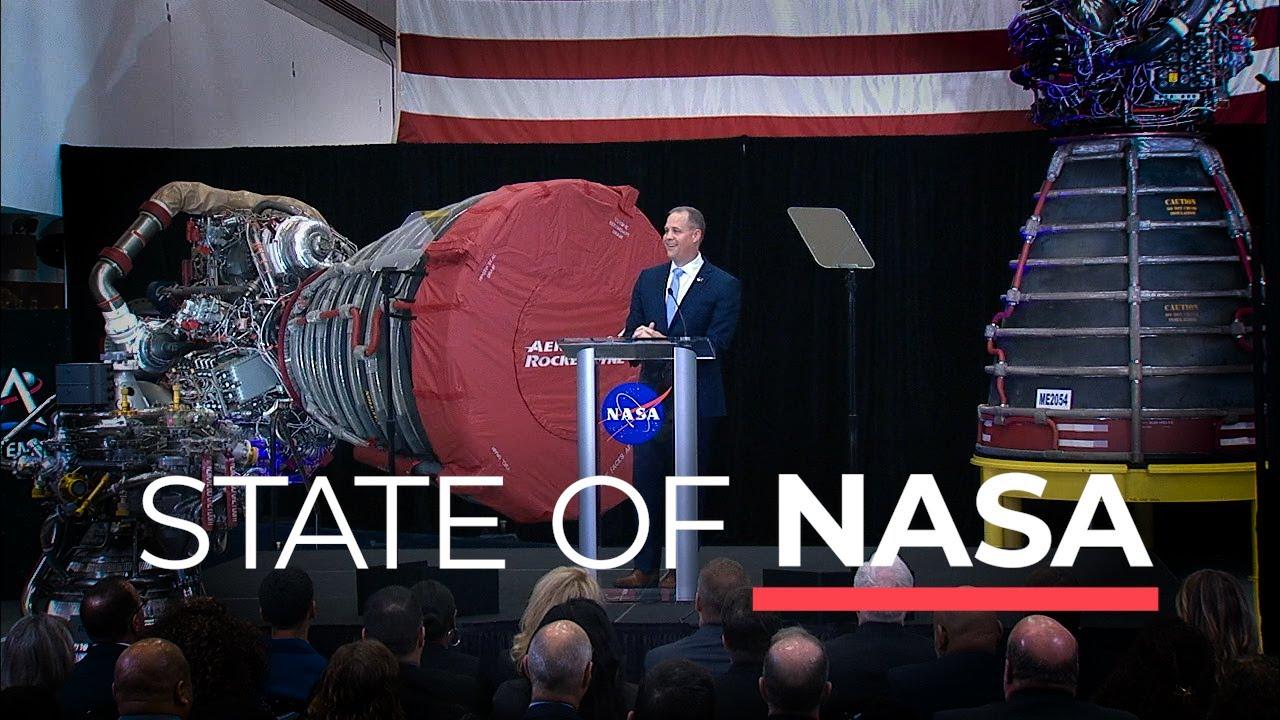 State of NASA: A New Era of Spaceflight - NASA