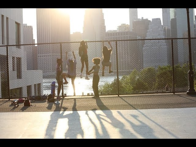 Skate Kitchen - Trailer Ita