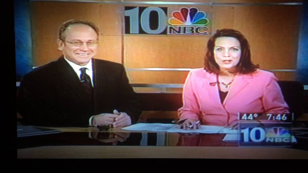 Silly Computer Froze at WJAR NBC 10 News Blooper by News