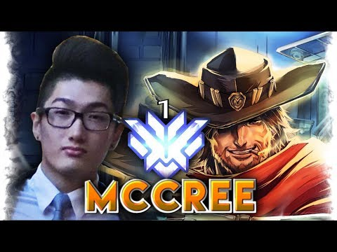 "#1 BEST MCCREE ""WantedOW"" 