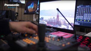 AV-Technik ist die Geschichte an die Medien Stadt Bergen!