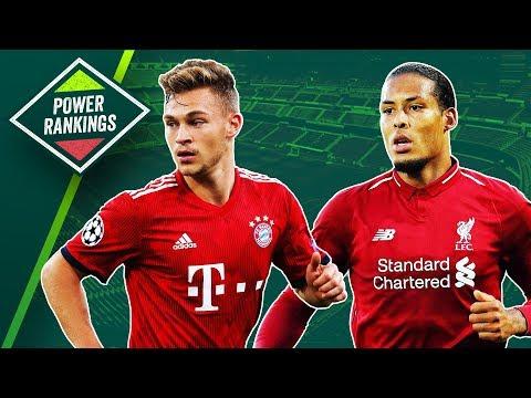 Van Dijk is IN + Is Karim Benzema currently Europe's most in-form player? ► European Power Rankings