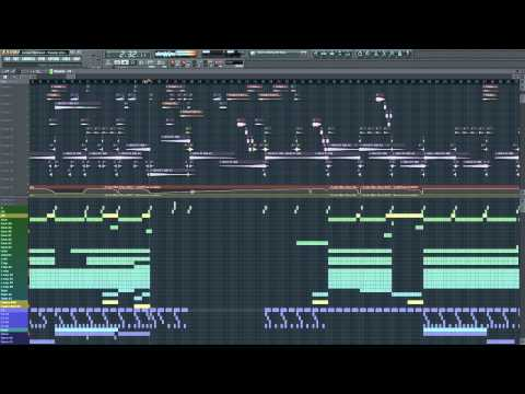 James Dymond - Paladin (Original Mix) [FL Studio Project View]