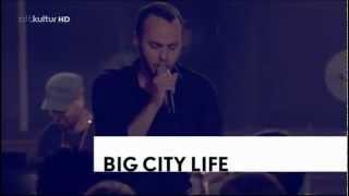 Marlon Roudette @bauhaus   Big City Life
