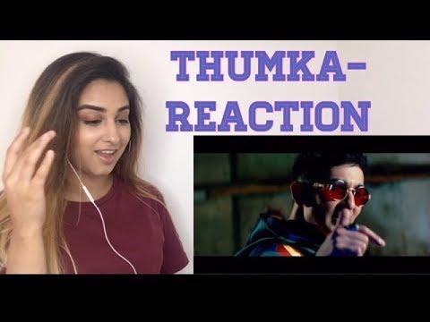 THUMKA REACTION- ZACK KNIGHT thumbnail