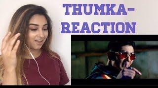 THUMKA REACTION- ZACK KNIGHT