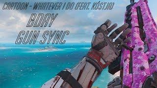 [CoD: BO3 & AW] Bday Gun Sync   Cartoon - Whatever I Do (feat. Kóstja)