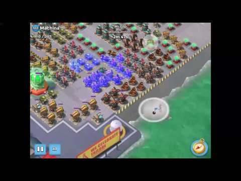 Boom beach hero spark, how to make her useful in the big ops