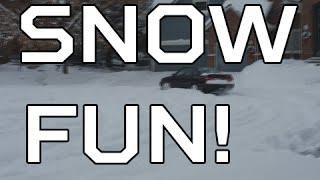 (legacy) more fun in the snow