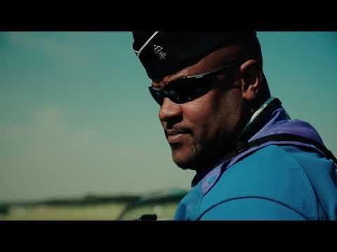 Défilé du 14 juillet : répétitions des motocyclistes de la Police Nationale