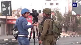 بسبب انتهاكات الاحتلال .. 2017 عام أسود للإعلام الفلسطيني - (7-1-2018)