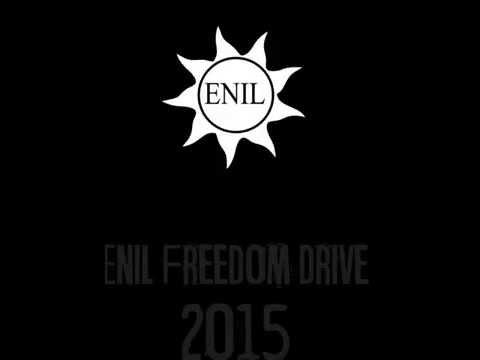 ENIL Brussels Freedom Drive 2015 Greek radio broadcast