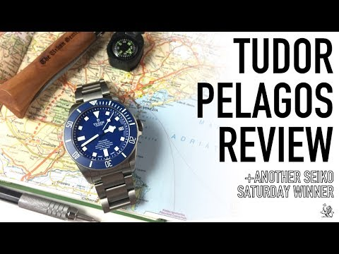 What's Your Top 5 Best Dive Watches? - Tudor Pelagos 25600TB Review & Another Seiko Saturday Winner