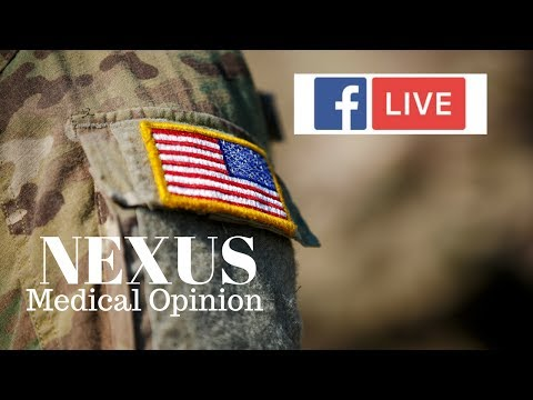 Nexus Medical Opinions in a VA Disability Claim