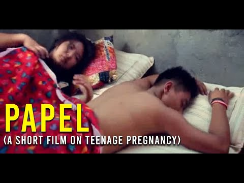 "PAPEL - Short Film on ""Teenage Pregnancy"""