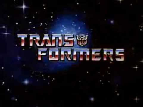 The Transformers Intro's Season 1-4