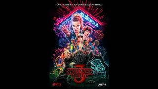The Cars - Moving In Stereo   Stranger Things 3 OST
