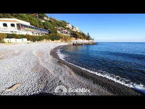 Spiaggia Sada, Ospedaletti, Italy