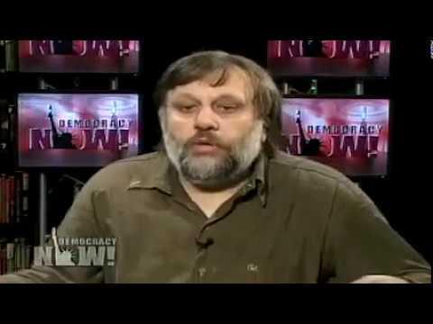 Slavoj Žižek on the Iraq War, the Bush Presidency, the War on Terror & More