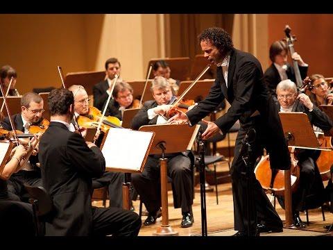 "Aleksandar Markovic conducts Mozart:Symphony in C major, KV 425, ""Linz"""
