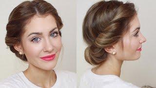 FRÜHLINGS MAKE UP & HAIR ♡ | BELLA