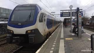 Treinen in Gilze Rijen - 10 maart 2019