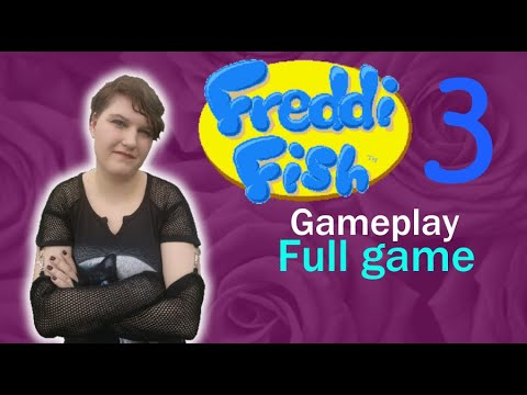 Nostalgia Night | Freddi Fish 3 (full Game)