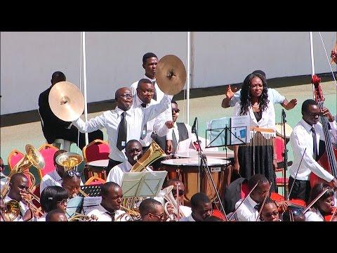 Pentecost 2015 Lusaka (Zambia): Joy is contagious // Pfingsten 2015 Lusaka (Sambia):  Begeisterung
