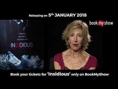 Insidious: The Last Key  Lin Shaye  Hollywood Horror Movie 2018  BookMy