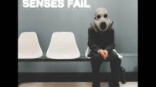 Senses Fail - Fireworks At Dawn [New Track 2008] (lyrics)