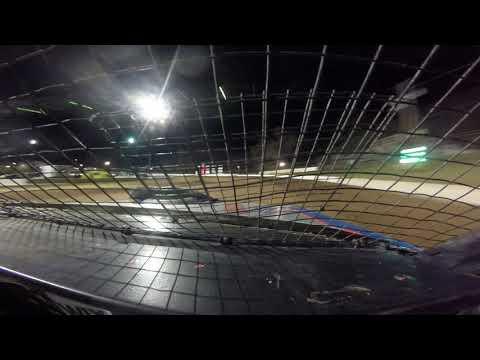 Kyle Deneen Bedford Speedway 9/27/19 Heat Race In Car Camera