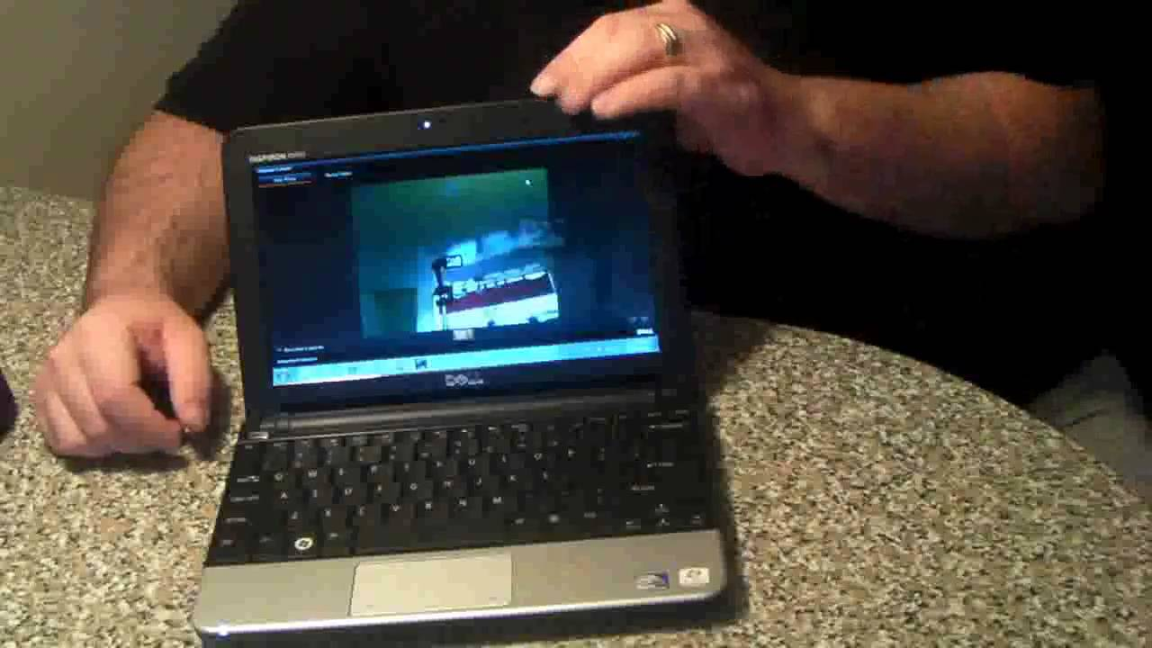 Dell Inspiron Mini 10 Netbook Review 2mp4