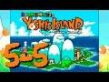 Yoshi's Island #5-5 - Yoshicóptero - Gameplay comentado