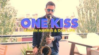 One Kiss (Acoustic Remake) - Calvin Harris & Dua Lipa by Santi Sax Music