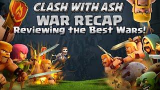 Clash Of Clans | War Recap Red Elite vs Exodias | TH10 GoHo / GoLava