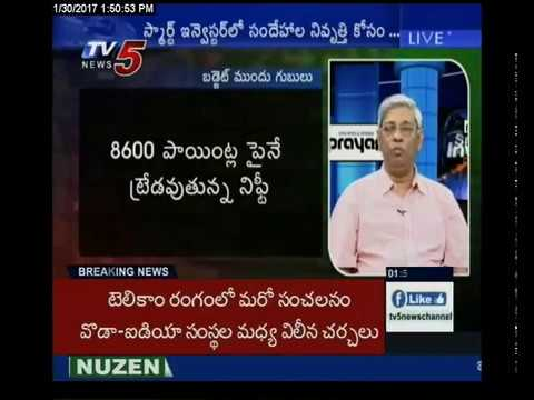 30th January 2017 Tv5 News Smart Investor