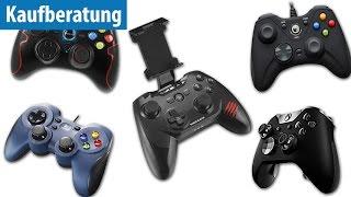 Die 5 beliebtesten Gaming - Controller im Test | deutsch / german