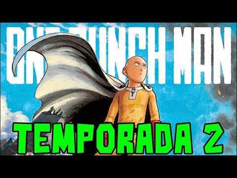 ONE PUNCH-MAN SEGUNDA TEMPORADA