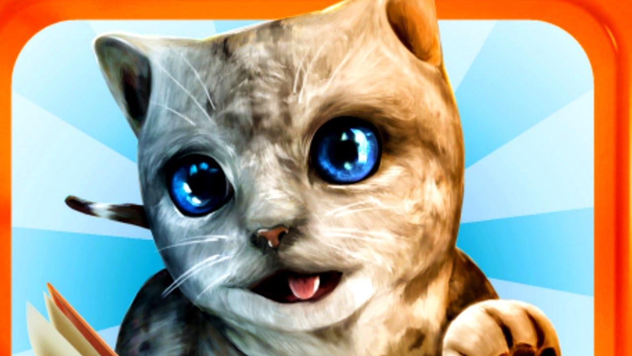 Новая ИГРА Симулятор Кошки для Android Котик …
