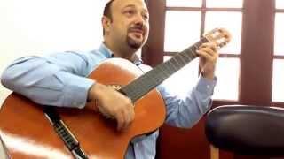 Para qué - Ana y Jaime [Notas Guitarra] Canción 1 parcial Final