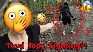 TICCI TOBY SIGHTING?! (A parody+PSA)