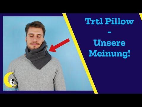Trtl Pillow - Test und Meinung zum Reisekissen