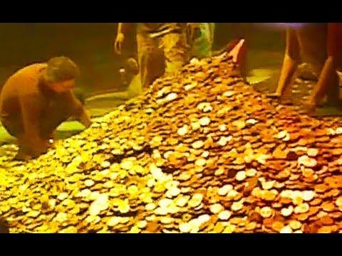 Проклятье ханских сокровищ в Казани
