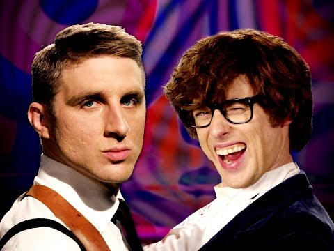 James Bond vs Austin Powers. Epic Rap Battles of History