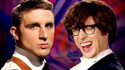 James Bond vs Austin Powers. Epic Rap Battles of History