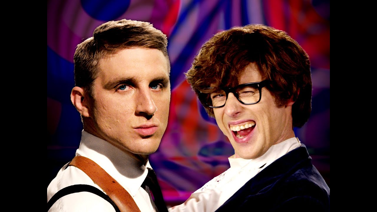 james bond vs austin powers epic rap battles of history youtube