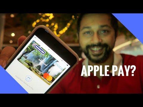 Apple Pay in Dubai?